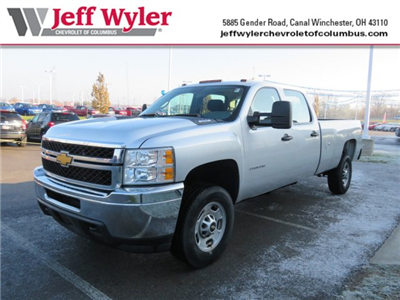2013 Silverado 2500 Crew Cab 4x4 Pickup #S90588A - photo 1