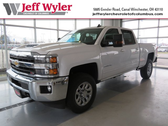 2018 Silverado 2500 Crew Cab 4x4 Pickup #S90598 - photo 1