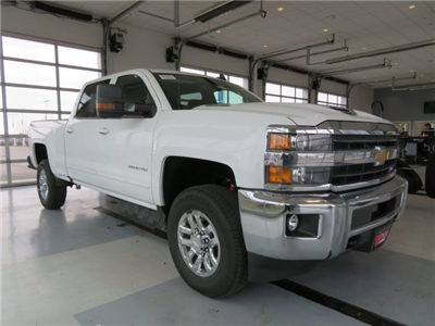2018 Silverado 2500 Crew Cab 4x4 Pickup #S90598 - photo 4