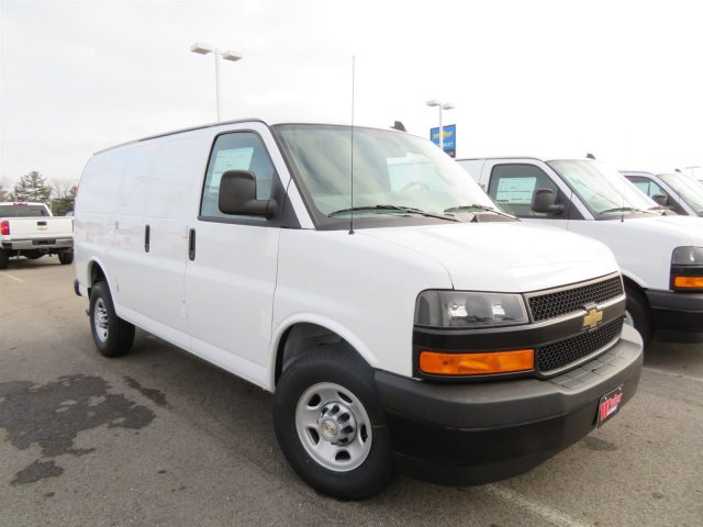 2018 Express 2500 Cargo Van #S90614 - photo 4