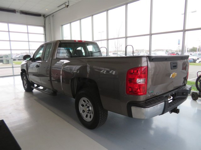 2012 Silverado 1500 Extended Cab 4x4, Pickup #S90644A - photo 2