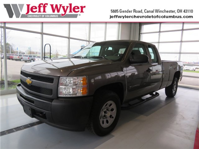 2012 Silverado 1500 Extended Cab 4x4, Pickup #S90644A - photo 1