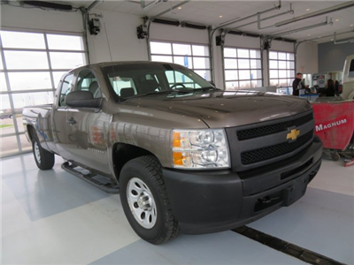 2012 Silverado 1500 Extended Cab 4x4, Pickup #S90644A - photo 4