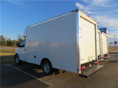 2017 Express 3500, Supreme Spartan Cargo Cutaway Van #S90670 - photo 2