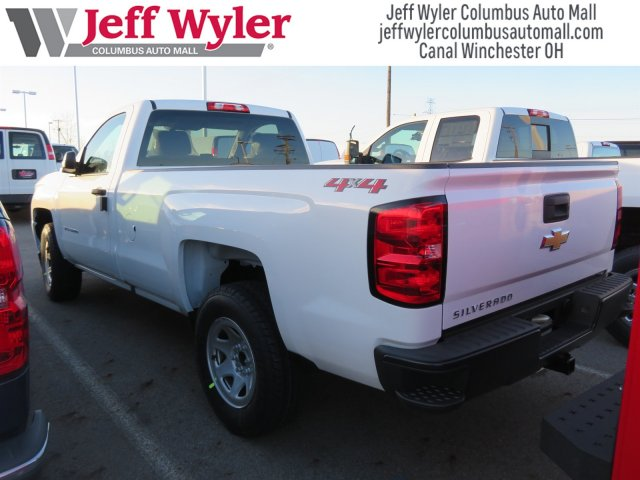 2018 Silverado 1500 Regular Cab 4x4, Pickup #S90673 - photo 2