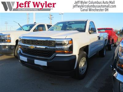 2018 Silverado 1500 Regular Cab 4x4,  Pickup #S90673 - photo 4