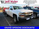 2018 Silverado 1500 Regular Cab 4x4, Pickup #S90673 - photo 1