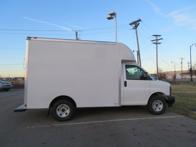 2017 Express 3500, Supreme Spartan Cargo Cutaway Van #S90674 - photo 2