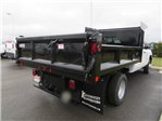 2018 Silverado 3500 Crew Cab DRW 4x4, Dump Body #S90699 - photo 2