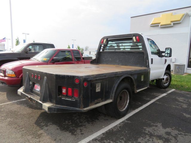 2010 F-350 Regular Cab DRW 4x4,  Platform Body #S90713A - photo 2