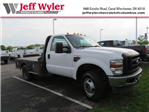 2010 F-350 Regular Cab DRW 4x4,  Platform Body #S90713A - photo 1