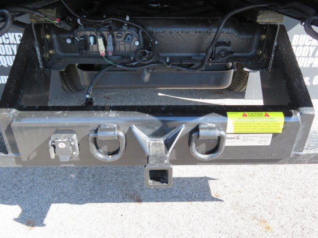 2017 Silverado 3500 Regular Cab DRW 4x4, Reading Stake Bed #S90724 - photo 7
