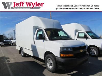 2018 Express 3500, Unicell Aerocell CW Cutaway Van #S90726 - photo 1