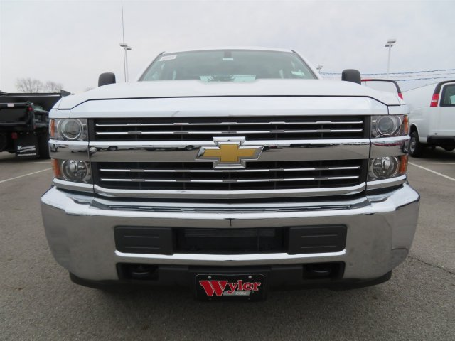 2018 Silverado 2500 Crew Cab 4x4, Knapheide Service Body #S90731 - photo 3