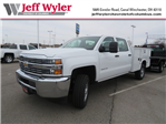 2018 Silverado 2500 Crew Cab 4x4, Knapheide Service Body #S90731 - photo 1