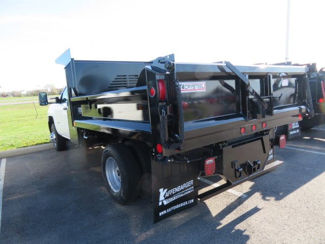 2018 Silverado 3500 Regular Cab DRW 4x2,  Crysteel E-Tipper Dump Body #S90738 - photo 7