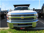 2018 Silverado 3500 Regular Cab DRW 4x2,  Crysteel E-Tipper Dump Body #S90738 - photo 3