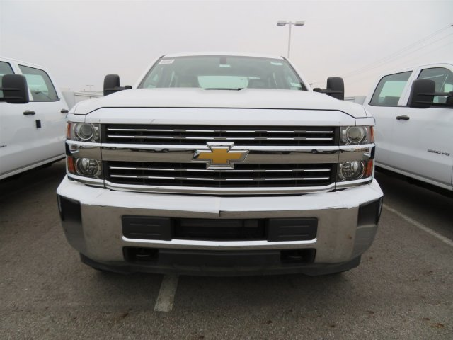 2017 Silverado 3500 Crew Cab 4x4, Knapheide Service Body #S90742 - photo 3