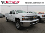 2017 Silverado 3500 Crew Cab 4x4, Knapheide Service Body #S90742 - photo 1