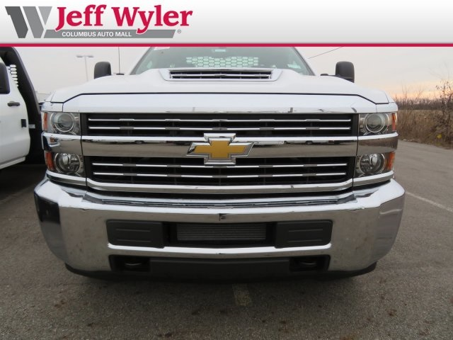 2018 Silverado 3500 Regular Cab DRW 4x2,  Knapheide Platform Body #S90743 - photo 3