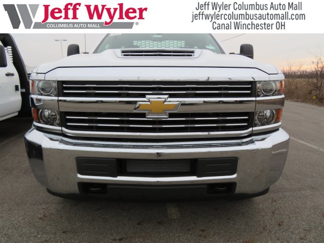 2018 Silverado 3500 Regular Cab DRW, Knapheide Platform Body #S90743 - photo 3
