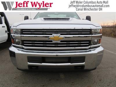 2018 Silverado 3500 Regular Cab DRW 4x2,  Knapheide PGNB Gooseneck Platform Body #S90743 - photo 3