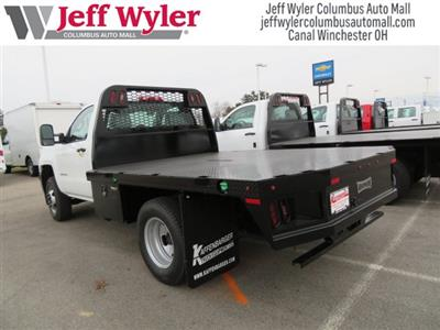 2018 Silverado 3500 Regular Cab DRW 4x2,  Knapheide PGNB Gooseneck Platform Body #S90743 - photo 2