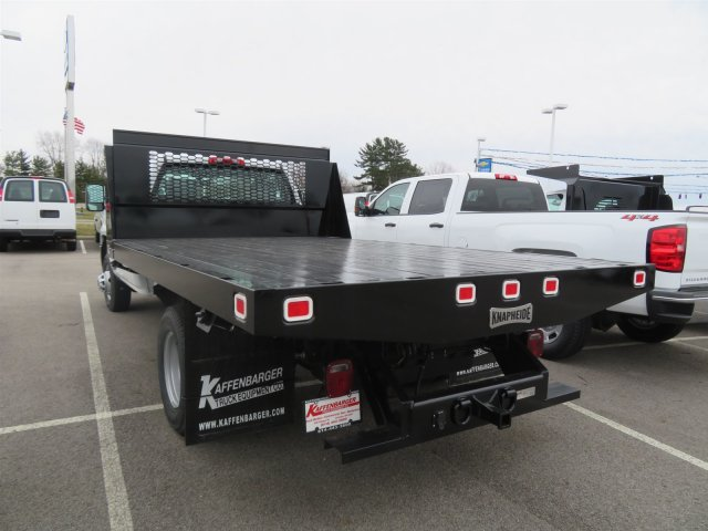 2017 Silverado 3500 Regular Cab DRW, Knapheide Platform Body #S90746 - photo 2