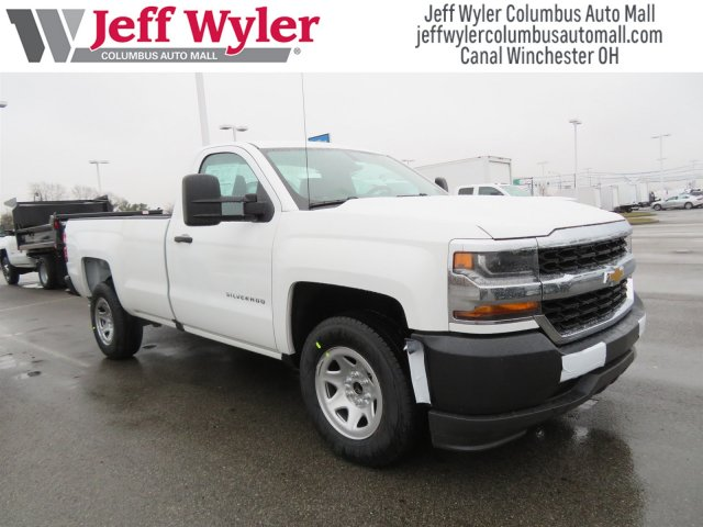 2018 Silverado 1500 Regular Cab 4x2,  Pickup #S90760 - photo 4