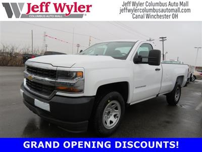 2018 Silverado 1500 Regular Cab 4x2,  Pickup #S90760 - photo 1