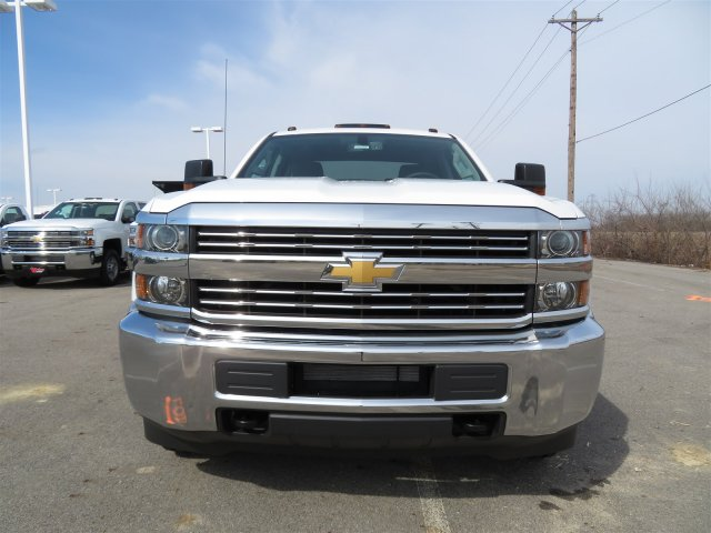 2018 Silverado 2500 Double Cab 4x4, Service Body #S90764 - photo 3