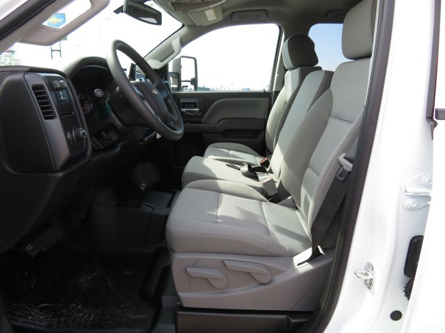 2018 Silverado 2500 Double Cab 4x4, Service Body #S90764 - photo 4