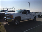 2018 Silverado 2500 Double Cab 4x4, Service Body #S90764 - photo 1