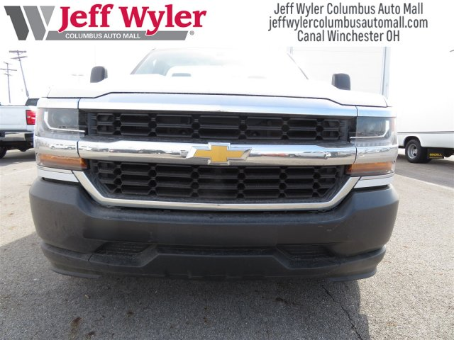 2018 Silverado 1500 Regular Cab, Pickup #S90766 - photo 3