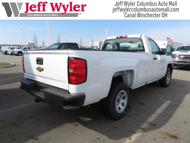 2018 Silverado 1500 Regular Cab, Pickup #S90766 - photo 2