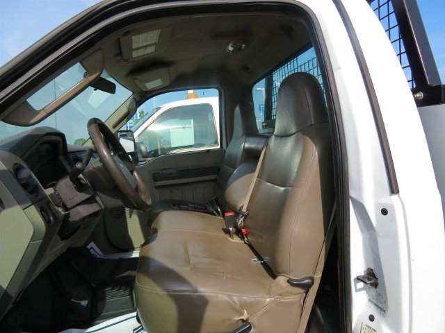 2008 F-250 Regular Cab 4x4,  Service Body #S90775A - photo 9