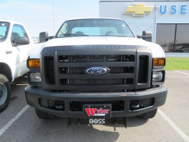 2008 F-250 Regular Cab 4x4,  Service Body #S90775A - photo 3