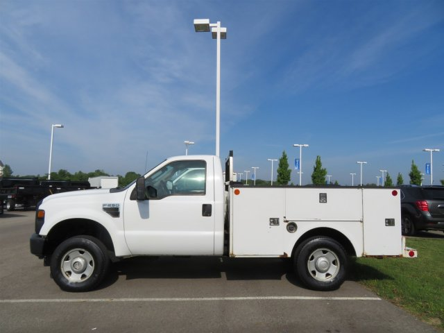 2008 F-250 Regular Cab 4x4,  Service Body #S90775A - photo 4