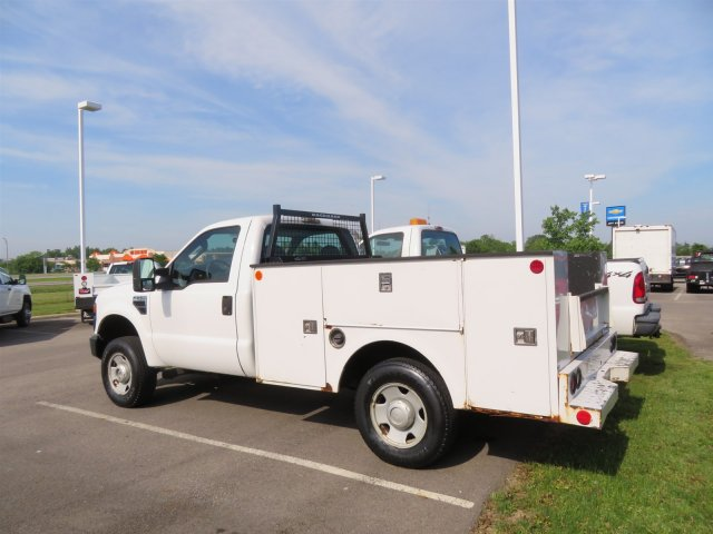 2008 F-250 Regular Cab 4x4,  Service Body #S90775A - photo 2