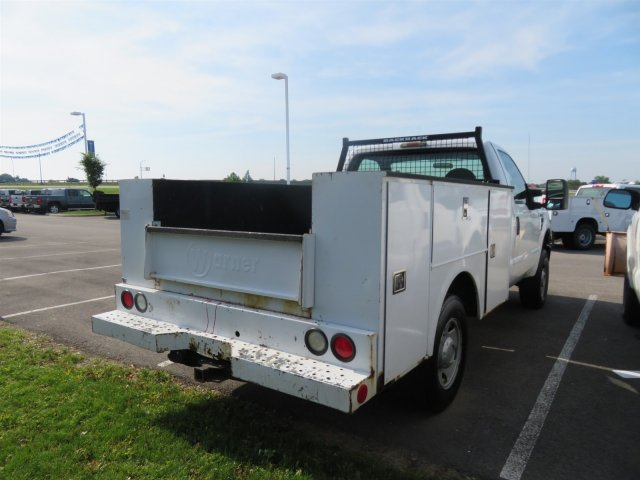 2008 F-250 Regular Cab 4x4,  Service Body #S90775A - photo 6