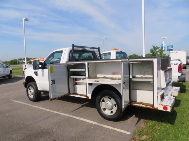 2008 F-250 Regular Cab 4x4,  Service Body #S90775A - photo 8