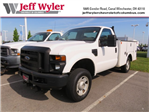 2008 F-250 Regular Cab 4x4,  Service Body #S90775A - photo 1