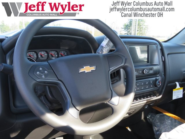 2018 Silverado 3500 Regular Cab DRW 4x2,  Reading Classic II Steel Service Body #S90783 - photo 7