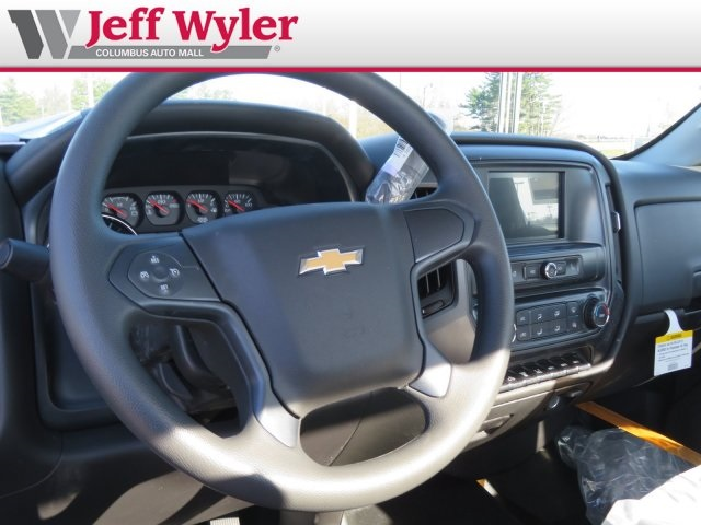 2018 Silverado 3500 Regular Cab DRW 4x2,  Reading Service Body #S90783 - photo 7
