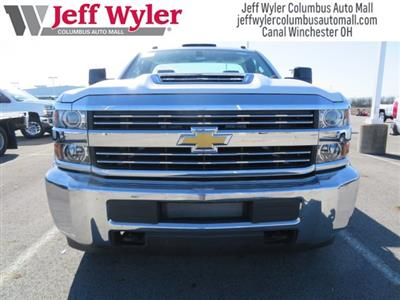 2018 Silverado 3500 Regular Cab DRW 4x2,  Reading Classic II Steel Service Body #S90783 - photo 3