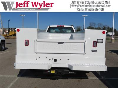2018 Silverado 3500 Regular Cab DRW 4x2,  Reading Classic II Steel Service Body #S90783 - photo 5