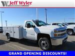 2018 Silverado 3500 Regular Cab DRW 4x2,  Reading Service Body #S90783 - photo 1