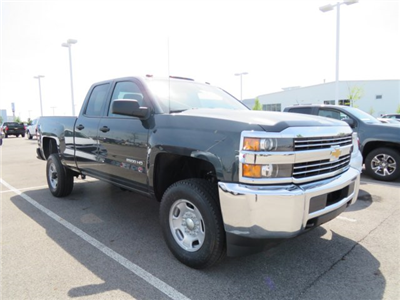 2018 Silverado 2500 Double Cab 4x4,  Pickup #S90800 - photo 4