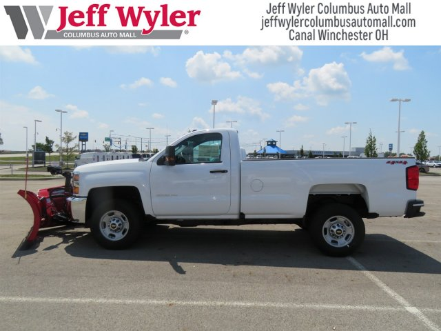 2018 Silverado 2500 Regular Cab 4x4,  Pickup #S90813 - photo 9