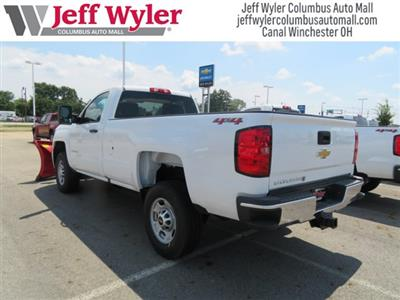 2018 Silverado 2500 Regular Cab 4x4,  Pickup #S90813 - photo 8